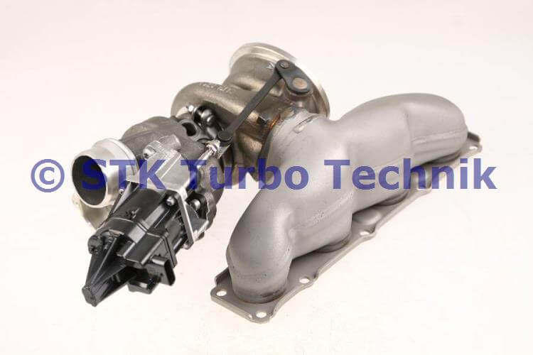Турбина Турбина BMW 528 i (F10/F11)