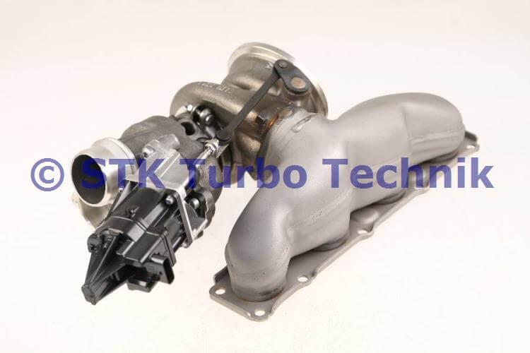 Турбина Турбина BMW 125 i (F20/F21)