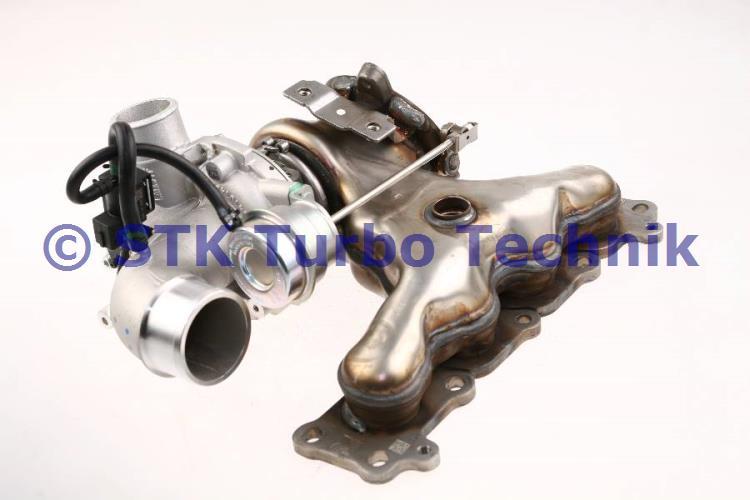 Турбина Турбина Ford Mondeo IV 2.0 SCTi