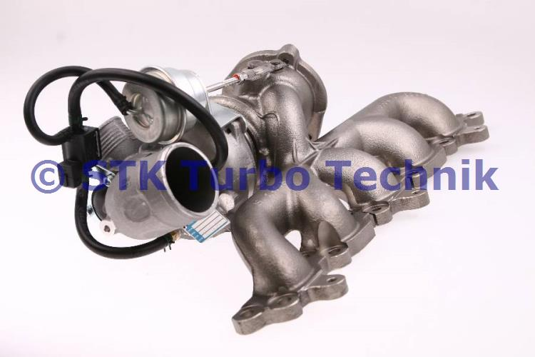 Турбина Турбина Ford Kuga I 2.5 T