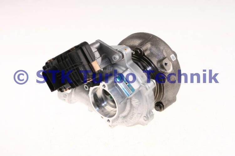 Турбина Турбина BMW 535 d (F07/F10/F11)