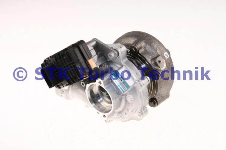 Турбина Турбина BMW 640 d (F06/F12/F13)