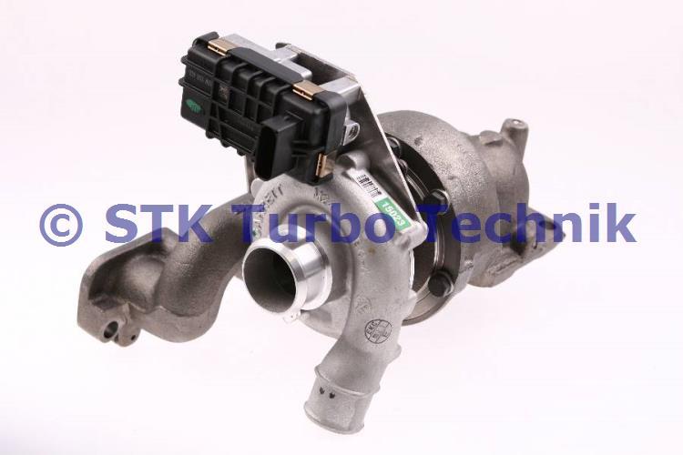 Турбина Турбина Ford Mondeo III 2.2 TDCi