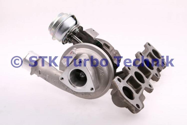 Турбина Alfa-Romeo 159 1.9 JTDM