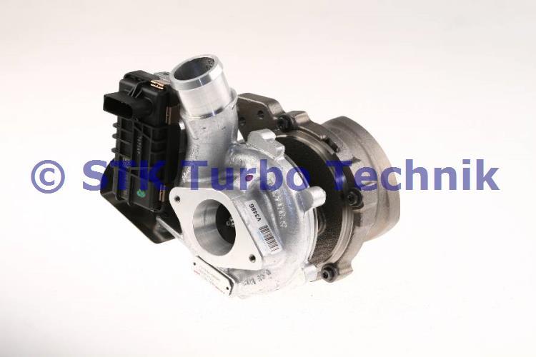 Турбина Турбина Ford Transit 2.2 TDCi
