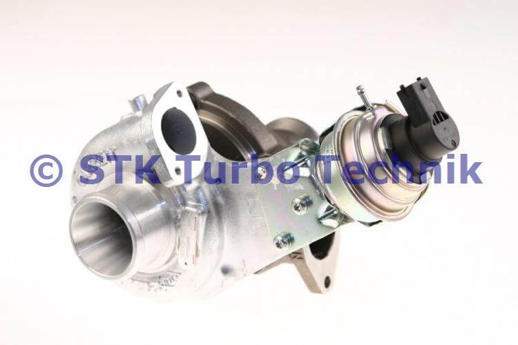Турбина Alfa-Romeo 159 2.0 JTDM